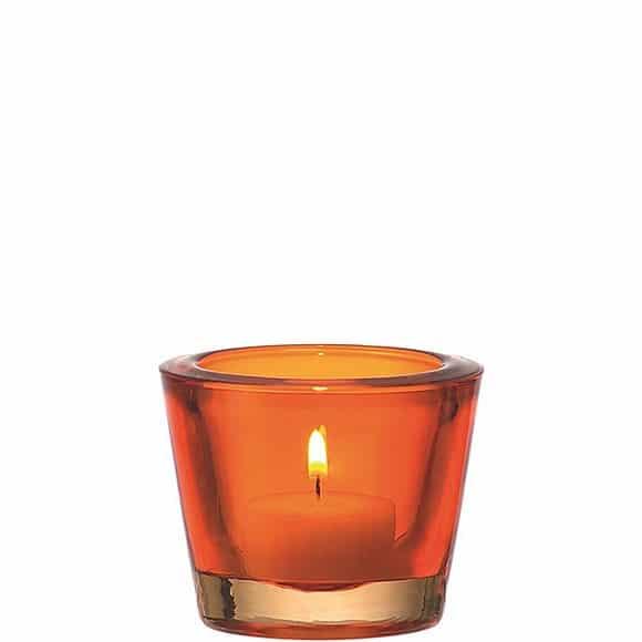 Oranje decoratie  Interieur Insider
