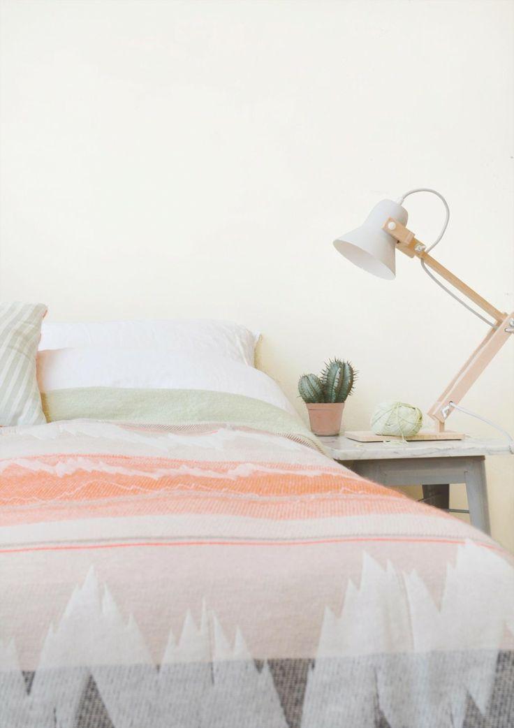 Pastel slaapkamer  InteriorInsidernl