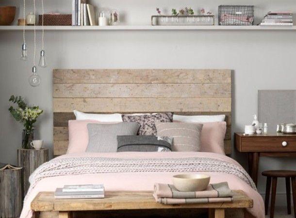 grijs met roze slaapkamer Archieven  Interieur Insider
