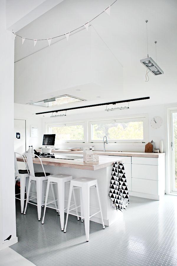 Scandinavische keuken  InteriorInsidernl