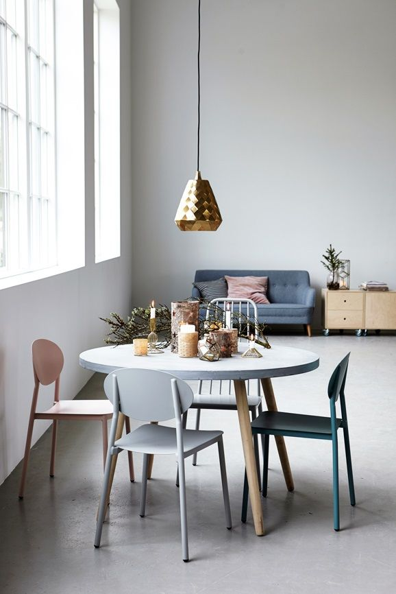 Vierkante of ronde tafel  Interieur Insider