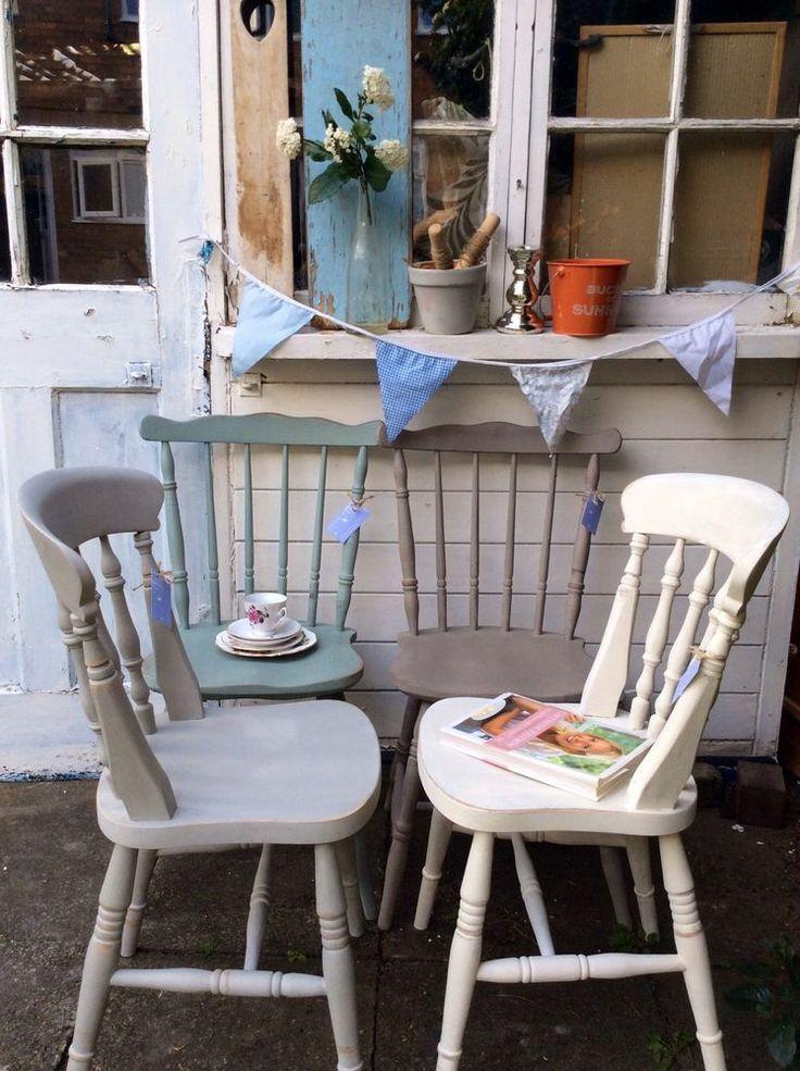 Vintage stoelen  InteriorInsidernl