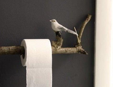 Voorbeelden toilet inrichting  InteriorInsidernl