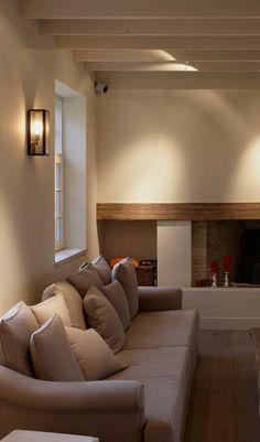 Moderne verlichting woonkamer  Interieur Insider