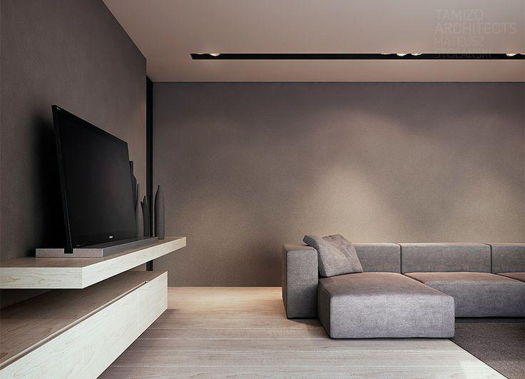 Moderne verlichting woonkamer  InteriorInsidernl