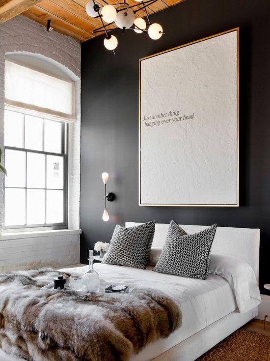 Posters in slaapkamer  InteriorInsidernl
