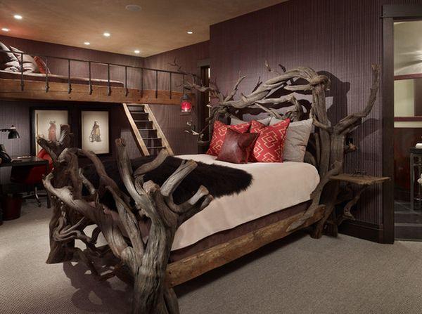 Rustieke slaapkamer  InteriorInsidernl