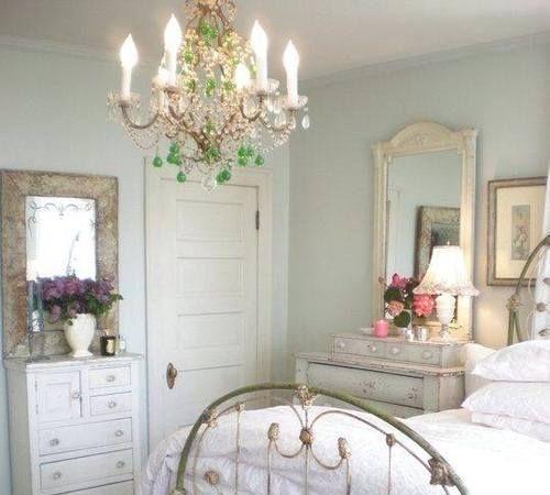 romantische slaapkamer ideeen - boisholz, Deco ideeën