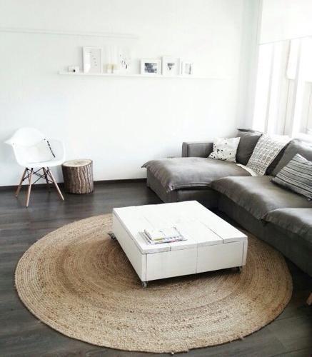 Sisal vloerkleed  Interieur Insider