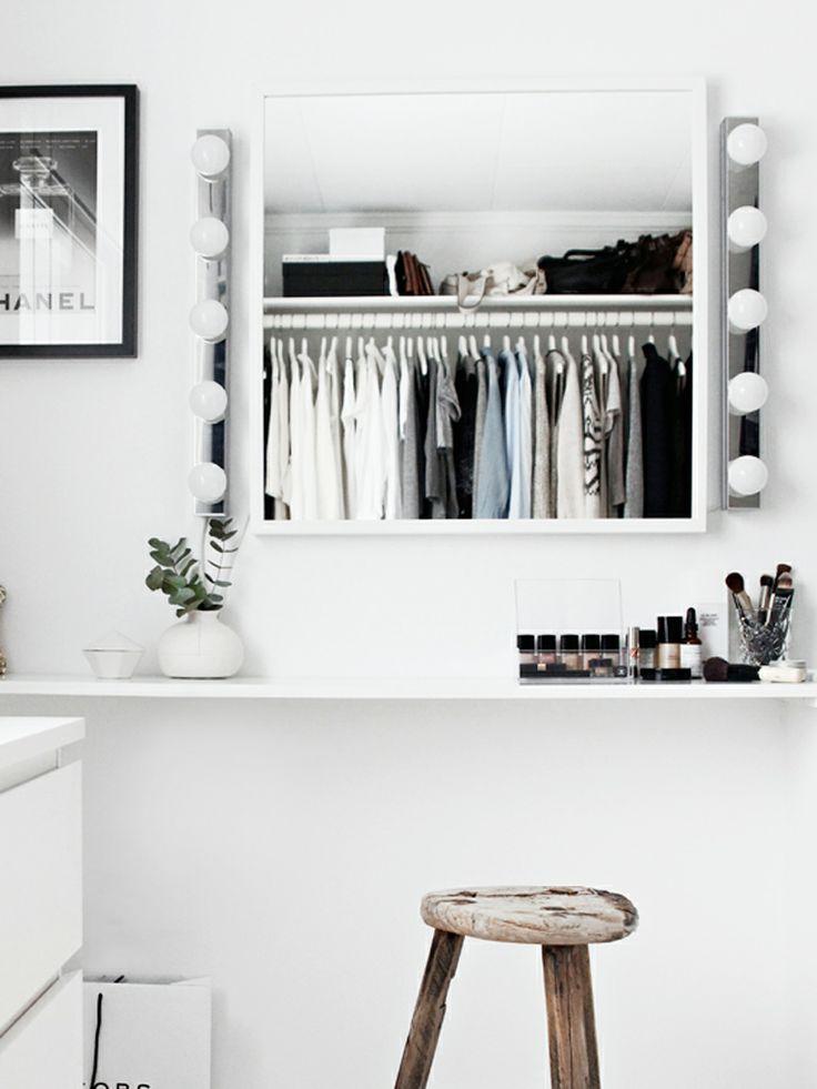 Makeup tafel voorbeelden  Interieur Insider