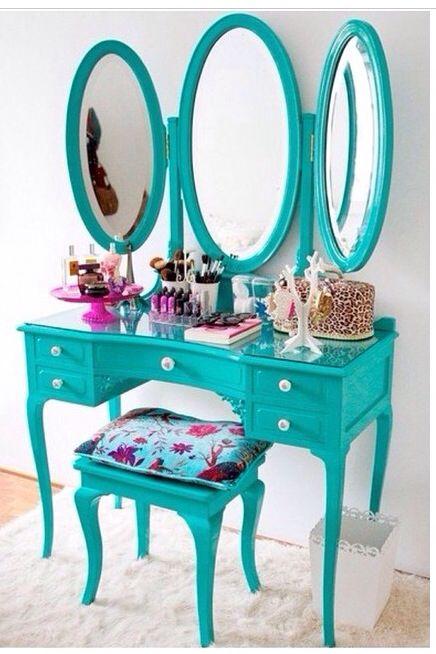 Makeup tafel voorbeelden  InteriorInsidernl