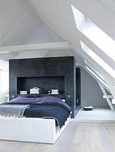 Tips slaapkamer op zolder  InteriorInsidernl