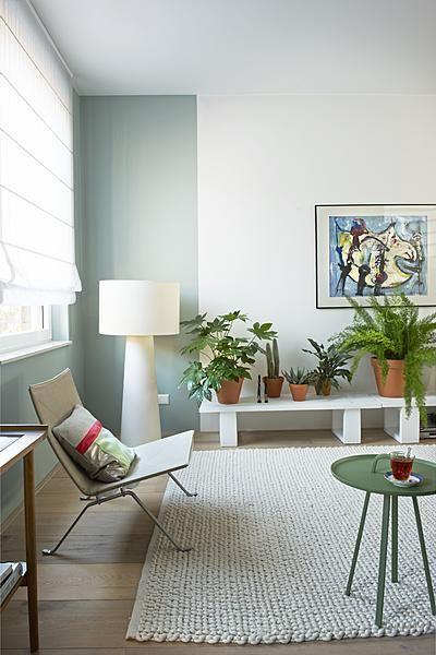 Groene muur inspiratie  tips 2019  InteriorInsidernl