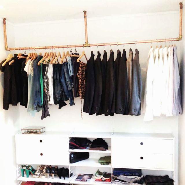 Handig kleding opbergen  Interieur Insider