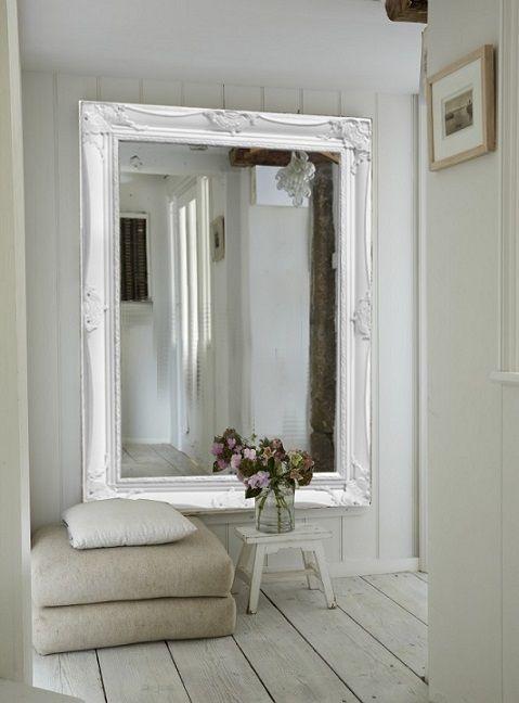 Spiegel in de hal  InteriorInsidernl