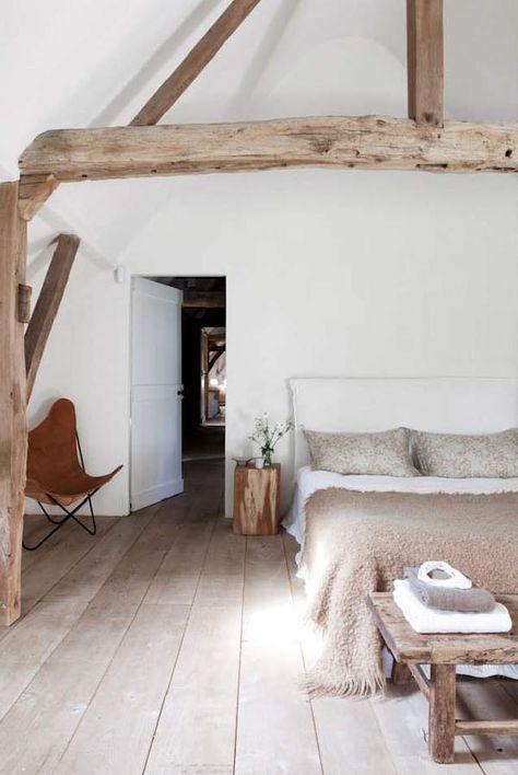 Vloer in slaapkamer  Interieur Insider