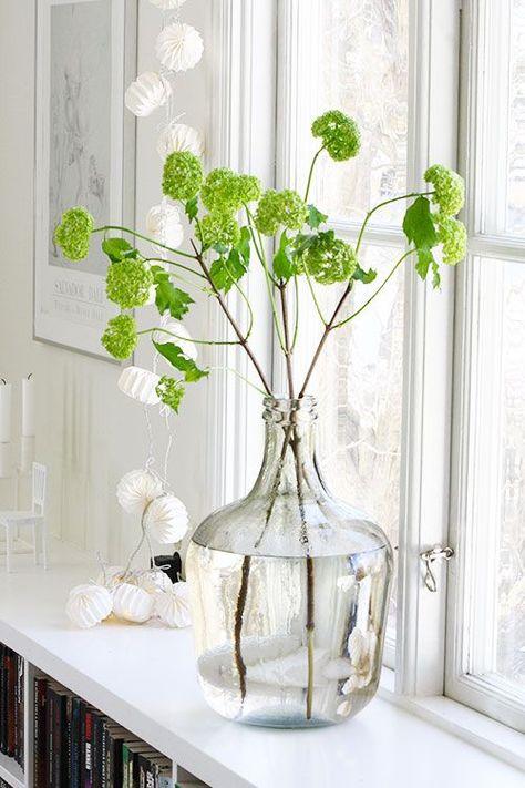 Bloemen in huis  InteriorInsidernl