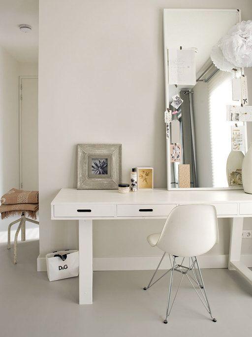 Makeup tafels voorbeelden  Interieur Insider