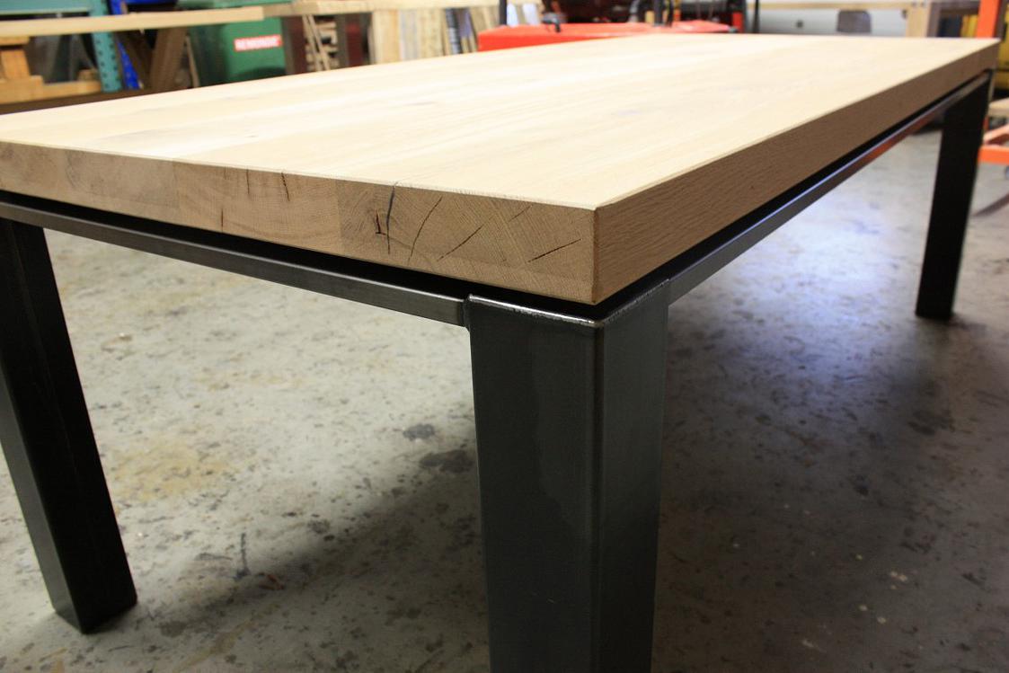Zelf een tafel maken  InteriorInsidernl