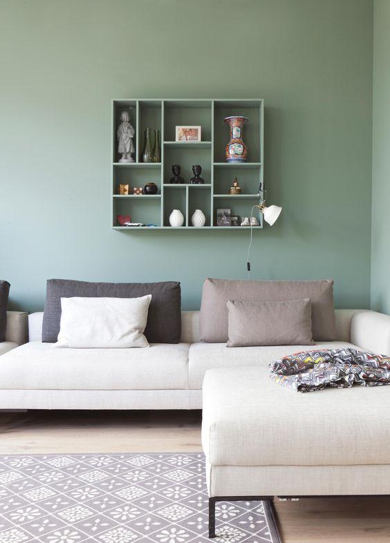 Groen interieur inspiratie  tips 2019  InteriorInsidernl
