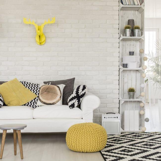 Gele woonaccessoires  InteriorInsidernl