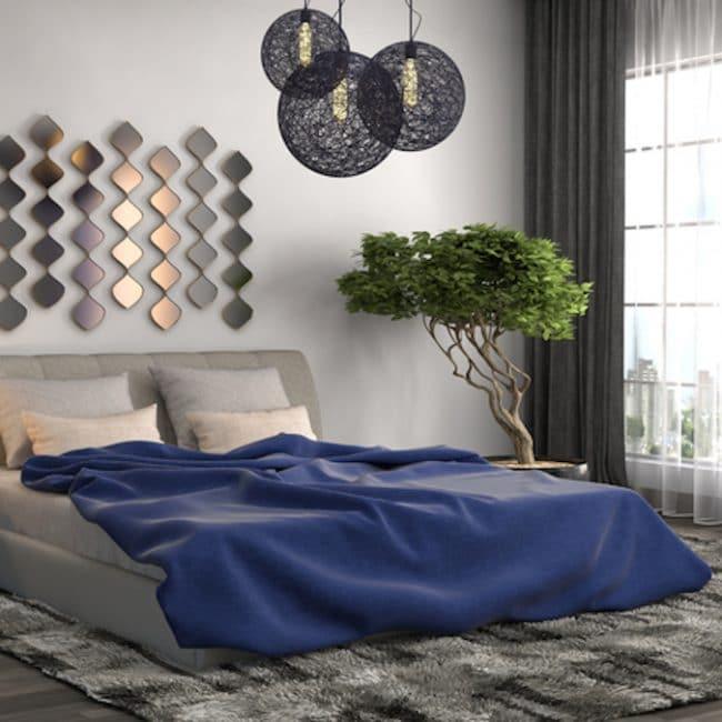 Slaapkamer kleurencombinaties  InteriorInsidernl