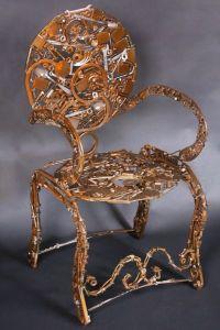 Fancy chair   Interior Iron