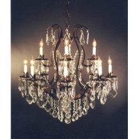 3 Reasons an Iron Chandelier the Perfect Lighting Fixture ...