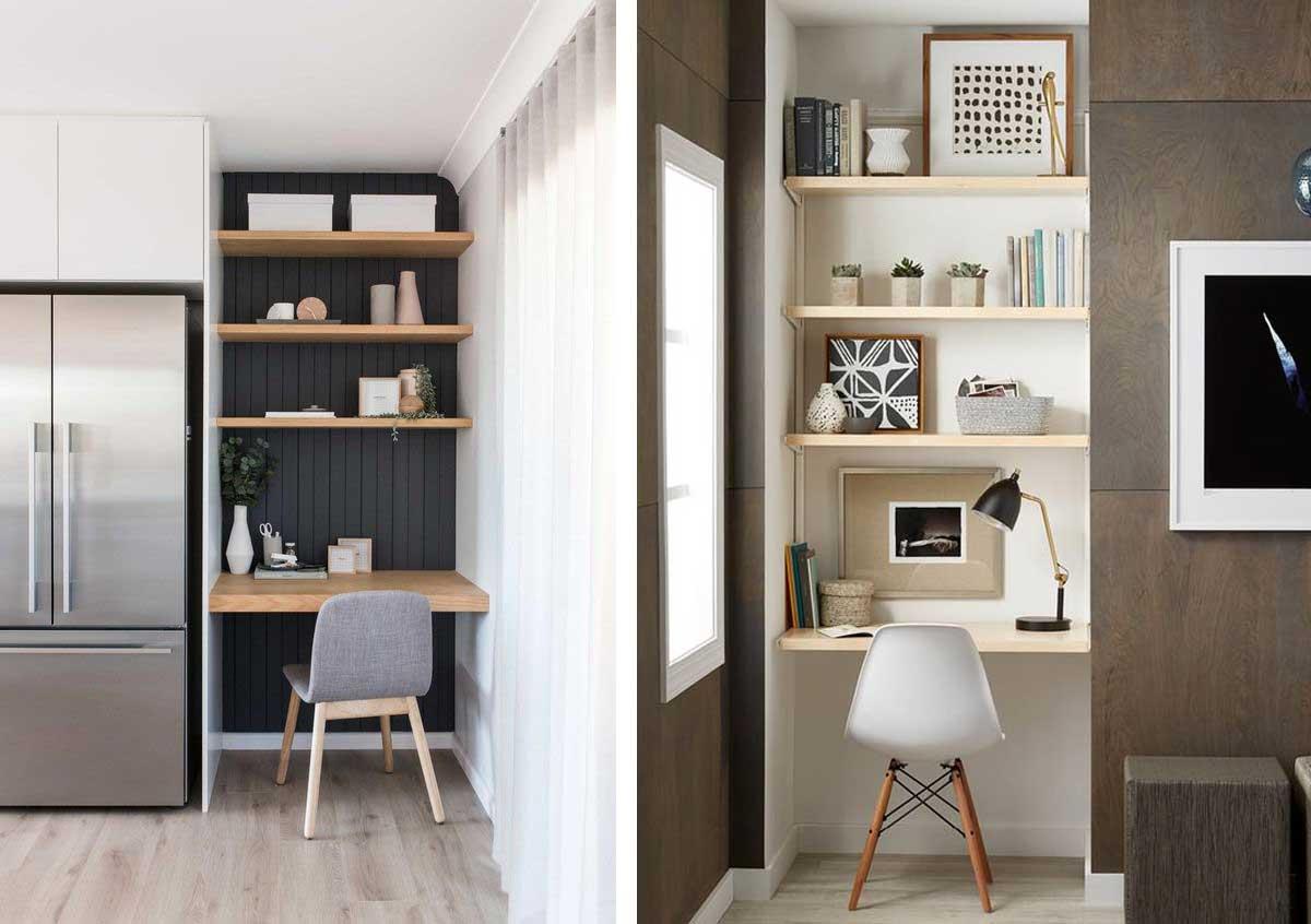 Idee e suggerimenti per arredarlo e organizzarlo. Idee Per Creare Un Angolo Ufficio In Casa Interior Notes