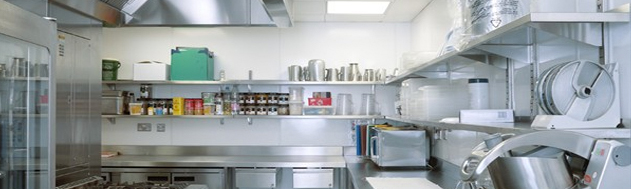 Commercial Kitchen Wall Panels  Cladding  Hygienic Wall Cladding  IPSL