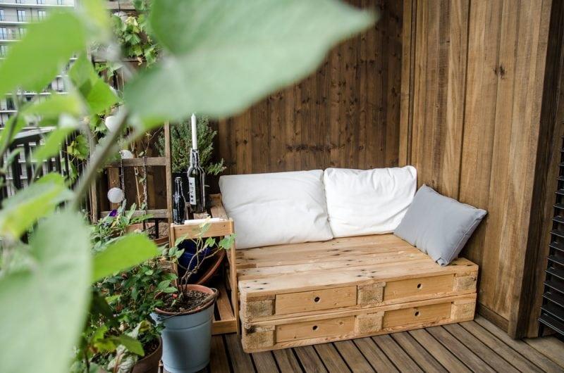 kleine tuin inrichten