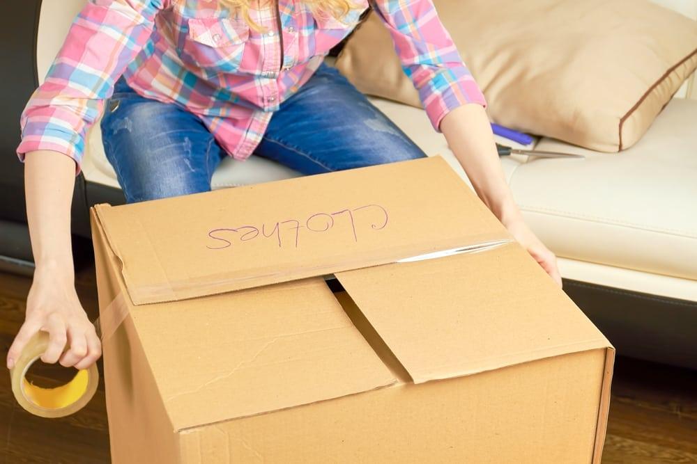 verhuizen, verhuistips, verhuisdoos