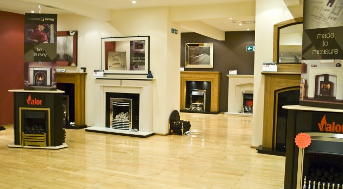 Specialist in fireplace surrounds and electric fires for the home  Interiors 4 Living