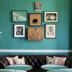 Chesterfield Sofa Black Velvet Marsden Sectional Sleeper In White Babington House Teal - Interiors By Color