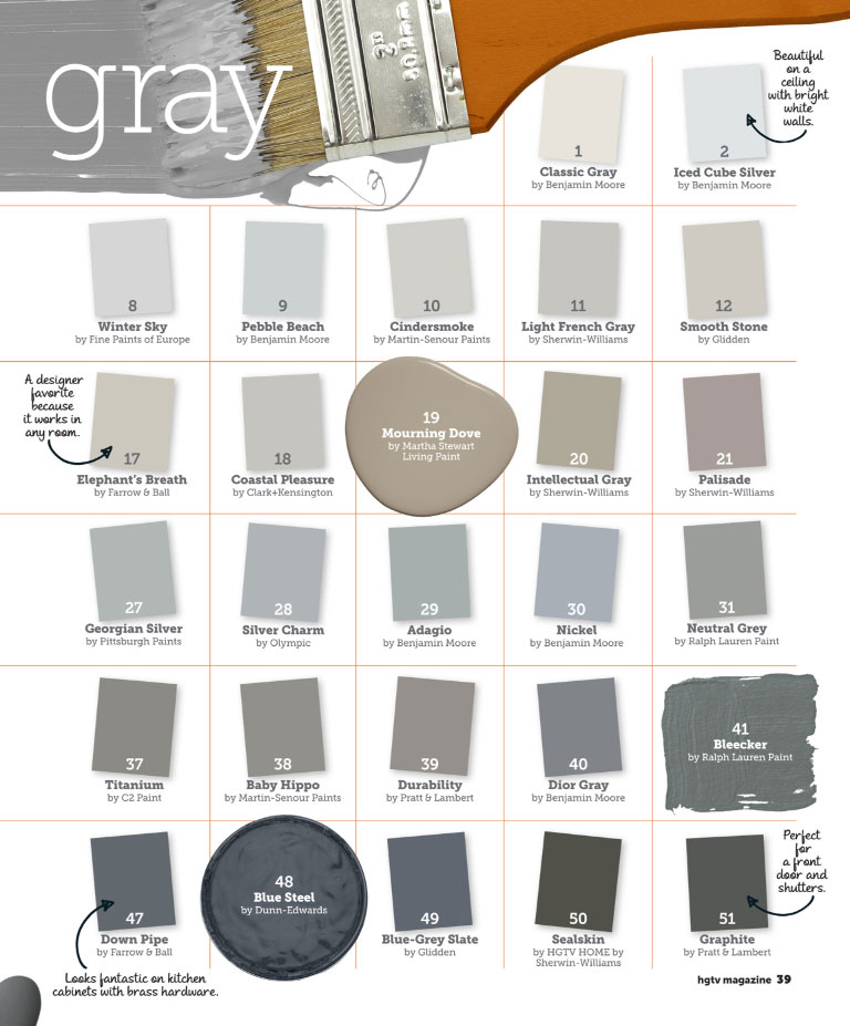 Martha Stewart Living Room Colors
