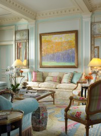 Scott Snyder Waterside Palm Beach FL Home - Interiors By Color