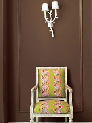 Benjamin Moore Wood Grain Brown Interiors By Color