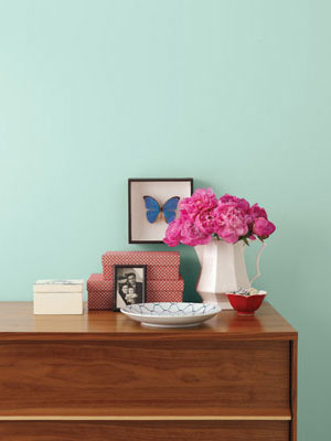 SherwinWilliams Meander Blue  Interiors By Color