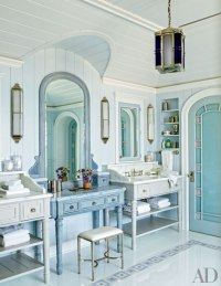 Long Island Beach House - Interiors By Color