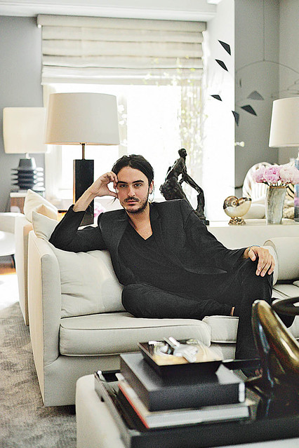 Ryan Korbans Central Park South Home  Interiors By Color