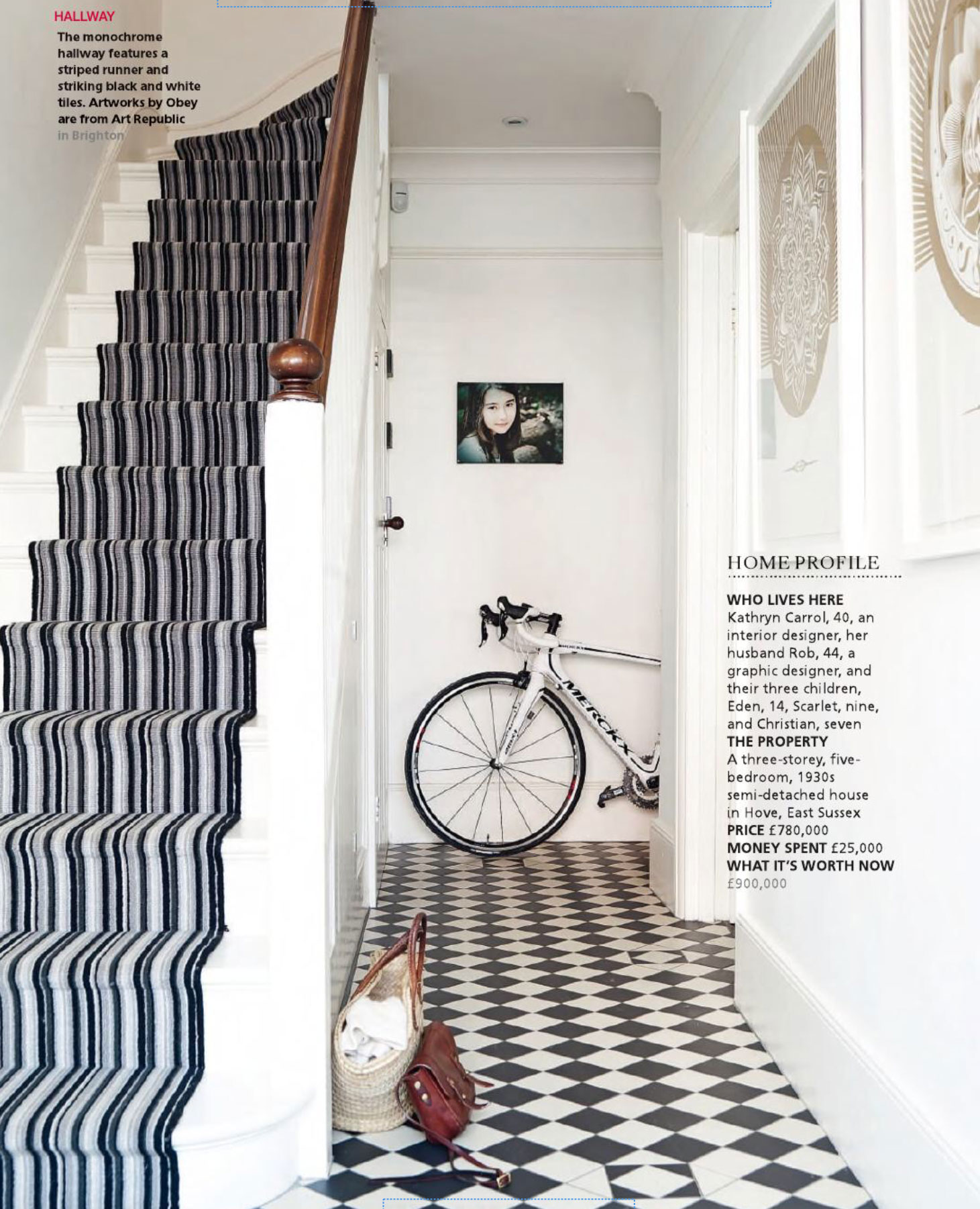 owl kitchen rugs childrens play monochrome entrance and stairs - interiors by color