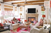 Cozy Family Home - Interiors By Color