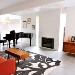 Gray Paint Colors For Living Room Top 10 Wallpaper Mid Century Modern By Urbanism Designs - Interiors Color