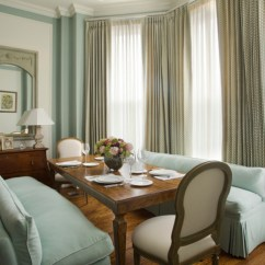 Contemporary Artwork Living Room Tiles Ideas Pale Blue In A Boston Brownstone - Interiors ...