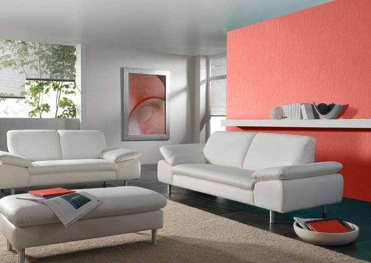 top sherwin williams paint colors for living room modern ideas coral and salmon - interiors by color (5 interior ...