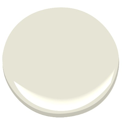 4 WhiteGrey Neutral Paint Colors From Benjamin Moore