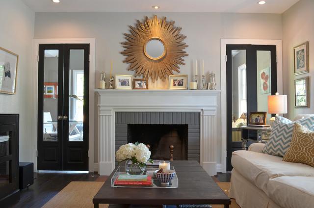 Sherwin Williams Repose Gray  Interiors By Color 6