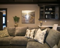 City Glam in the Country - Interiors By Color