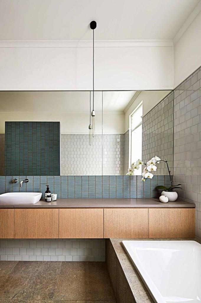 Modern Bathroom in Australia - Interiors By Color