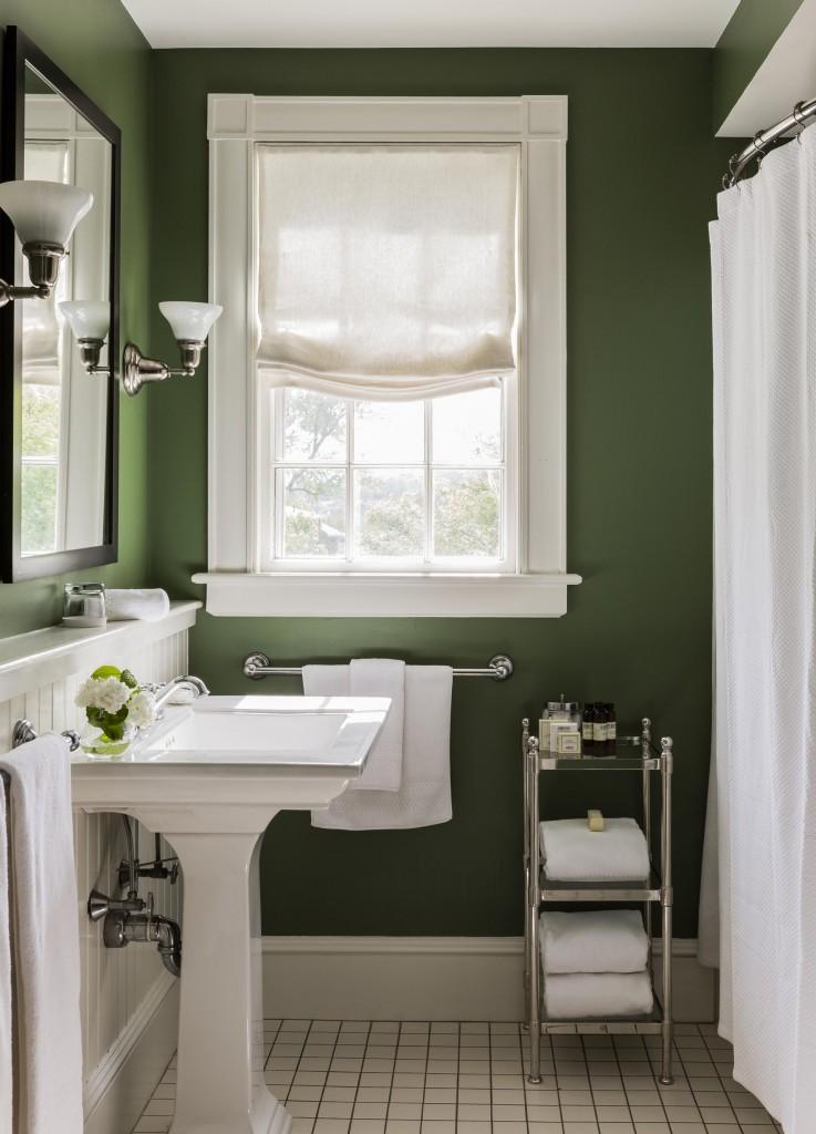 Farrow  Ball Calke Green  Interiors By Color 6 interior